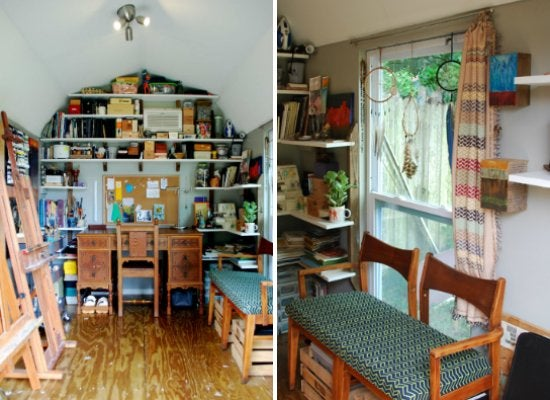Shed Makeovers - 5 Easy Budget-Friendly Transformations ...