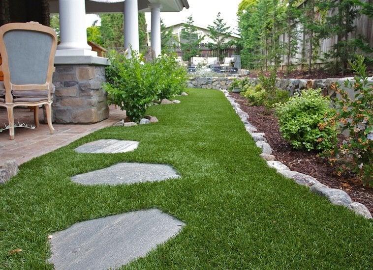 Artificial GrassLow Maintenance Landscaping17 Great Ideas