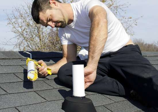 When to replace roof   flashing