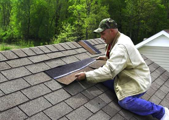 When to replace roof   repair or full replacement