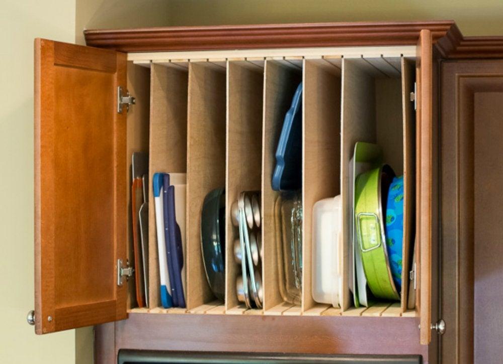 Declutter diy   cabinet