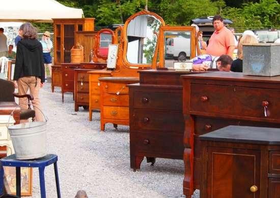 Burlington Antiques Show