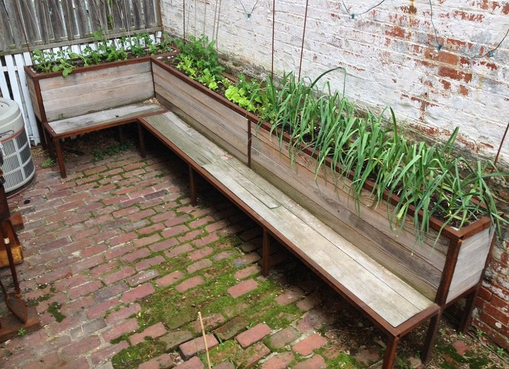 Diy_planter_bench