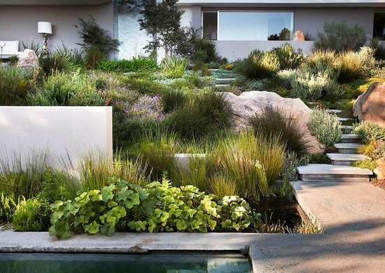 Slide 2  Sloped Backyard. Sloped Backyard   Small Backyard Ideas   9 Ideas to Make Yours
