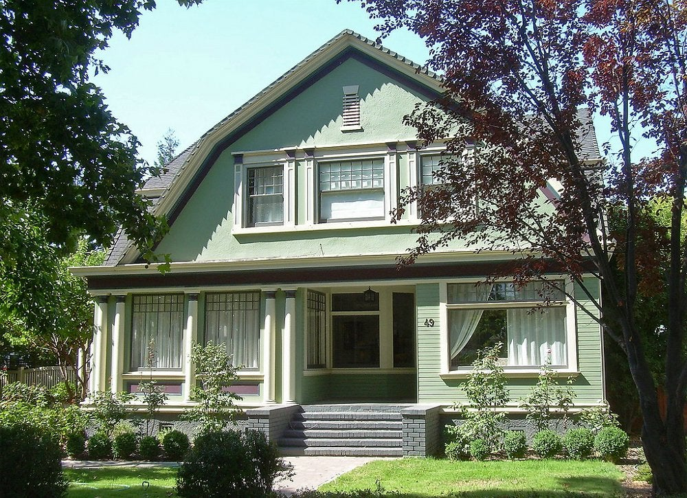 Painting exterior trim exterior house painting 8 super - Cost to paint house exterior trim ...
