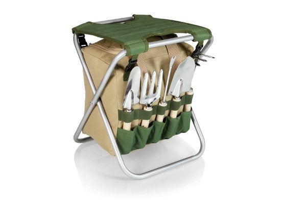 Picnic time gardener seat and tools02