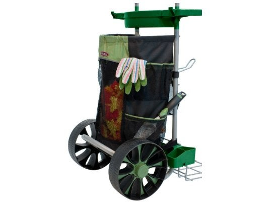Your Weeds Leaves And Other Garden Garbage That Is The Oversize Sack On Vertex Carry All Essentials Cart Perfect For Refuse