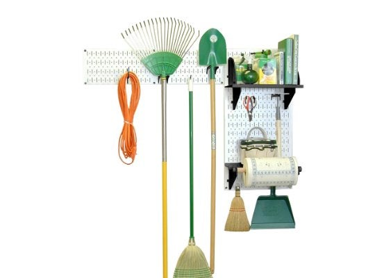 Garden Tool Storage 11 Smart Solutions Bob Vila