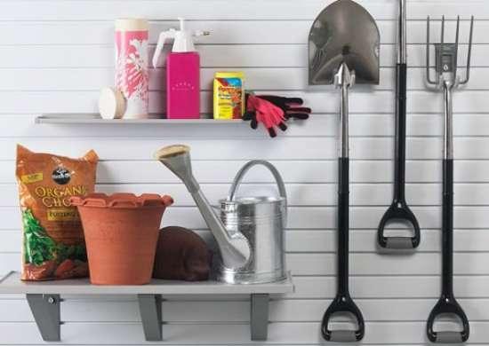 Storewall garden kit