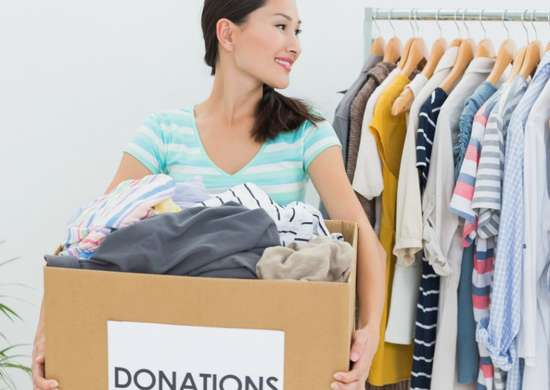Donate before you move