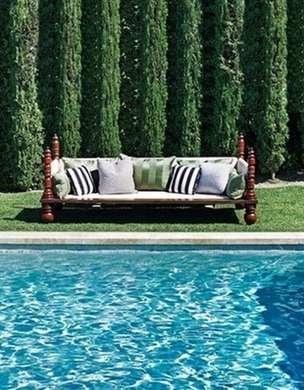 Elledecor ellen pompao celebrity pool