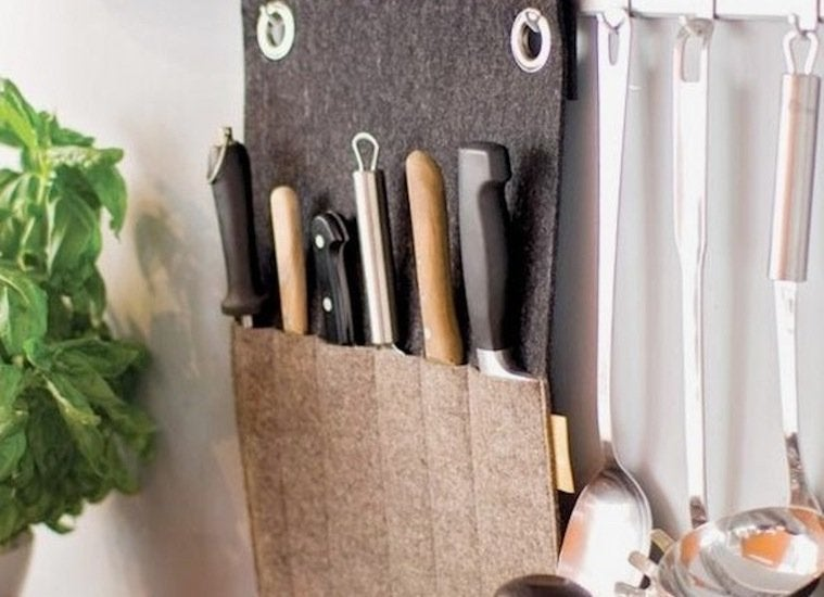 Cloth Knife Holder