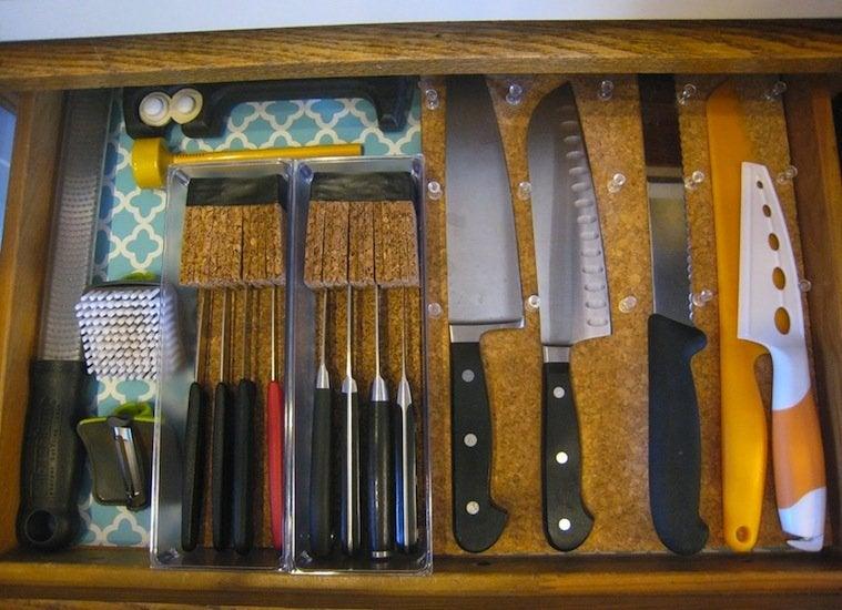 Diy Cork Knife Block Knife Storage 12 Buy Or Diy