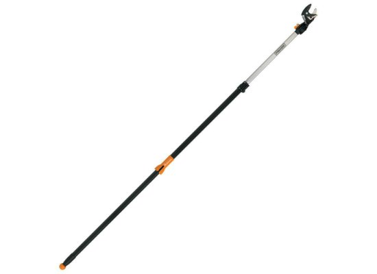 Fiskars extendable tree pruning stik