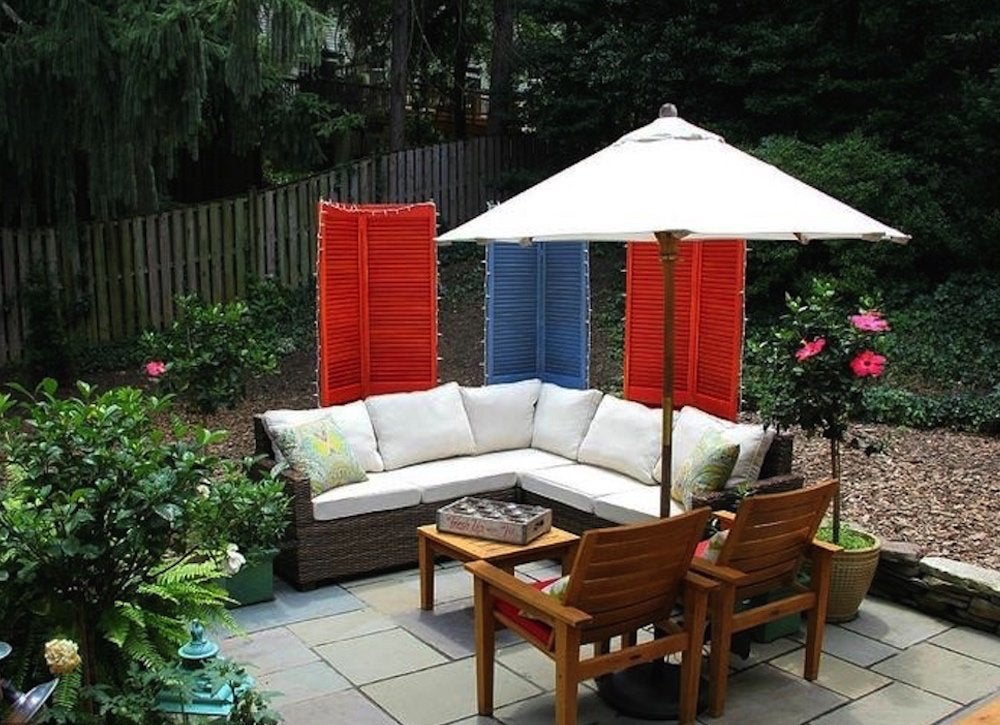 Cheap Patio Ideas - 8 DIY Pick-Me-Ups - Bob Vila on Patio Decor Ideas Cheap id=73136