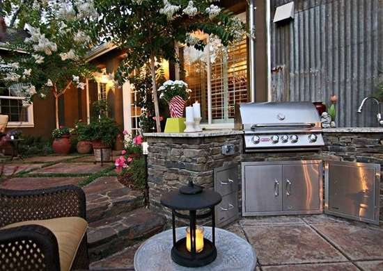Outdoor Kitchens Outdoor Kitchen Ideas 10 Designs To Copy Bob Vila