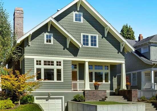 Exterior house paint colors 7 no fail ideas bob vila - What colors go with sage ...