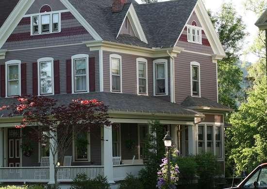Purple House Exterior House Paint Colors 7 No Fail