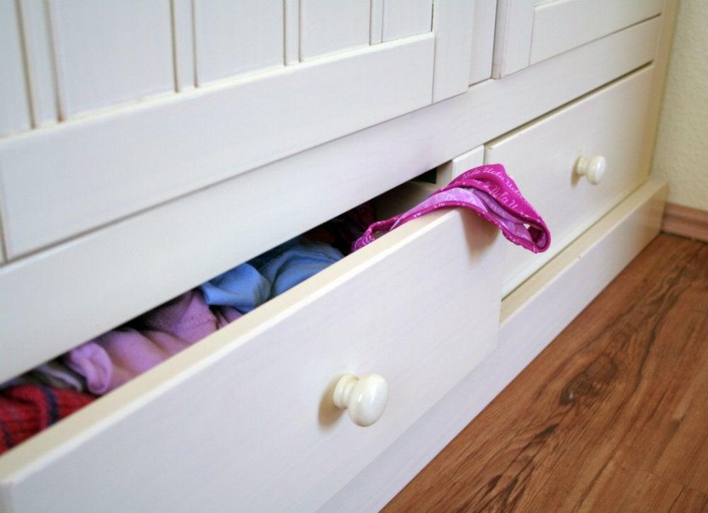 Pack individual drawers