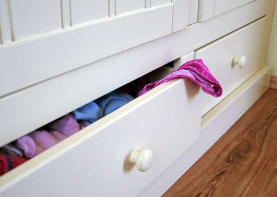 Pack individual drawers