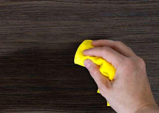 Furniture polish citrus