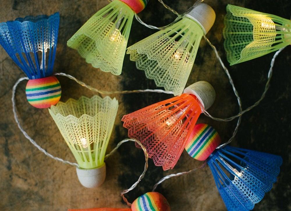 DIY String Lights DIY Outdoor Lighting 8 Cool Outdoor