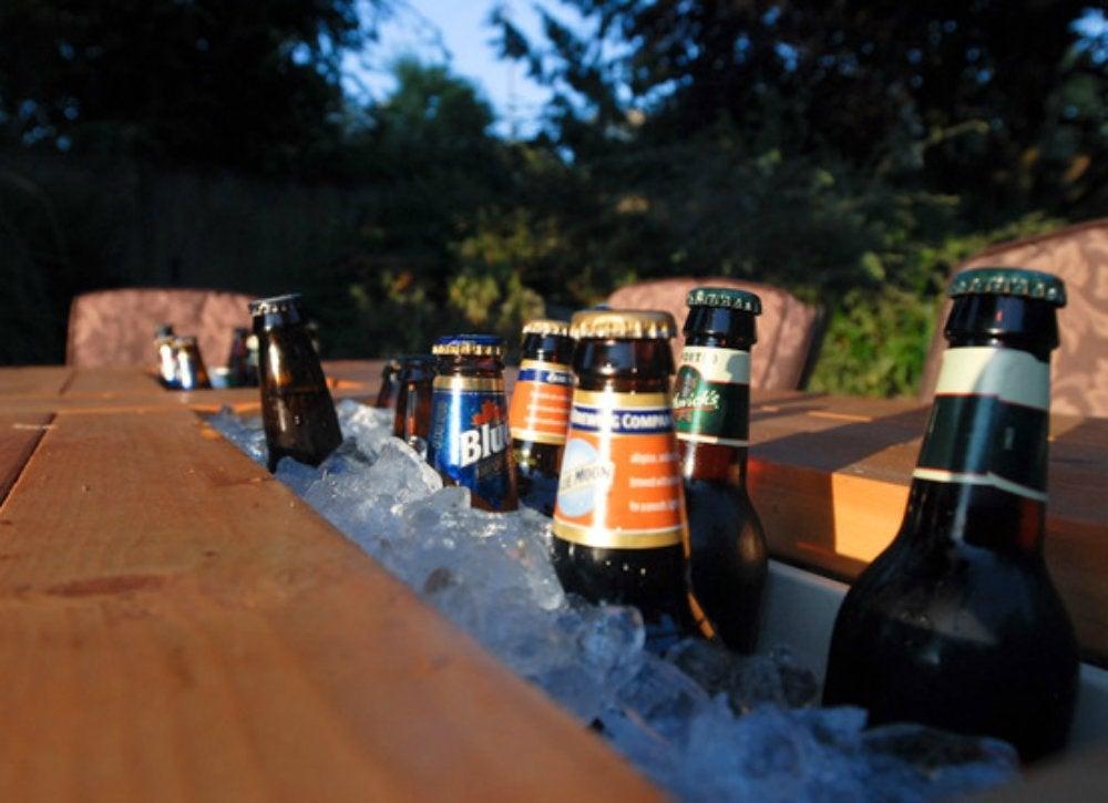 Diy drink cooler