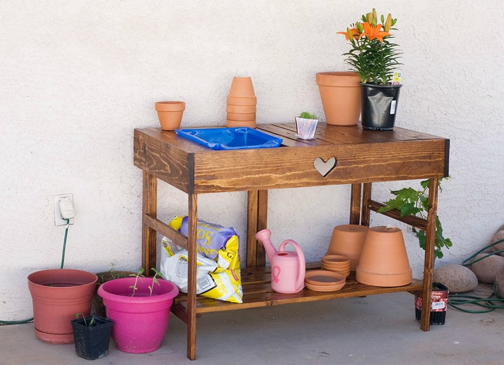 Easy Backyard Landscaping Ideas For Beginners In Square: DIY Garden Furniture