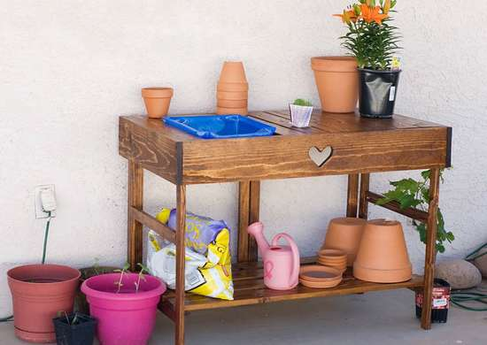 DIY Garden Furniture