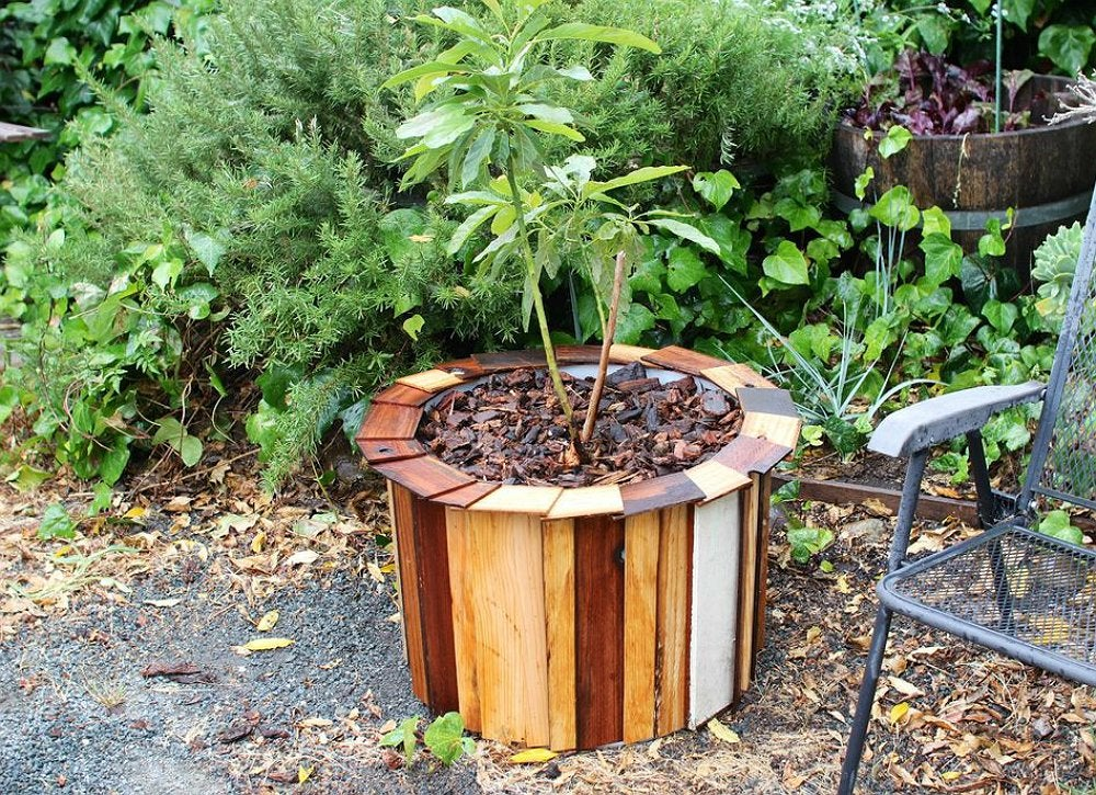 Cool wood projects diy wood projects 10 easy backyard for Outdoor wood projects ideas