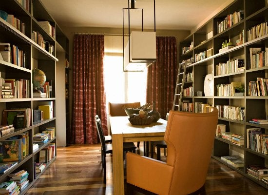 Avid Readers Rejoice We Ve Found A Home For All Those Bo Of Books That Are Collecting Dust In Your Attics The Michael Fullen Design Group Added