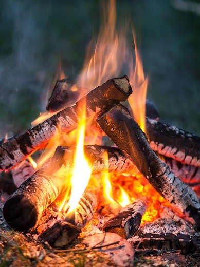 Make a Campfire