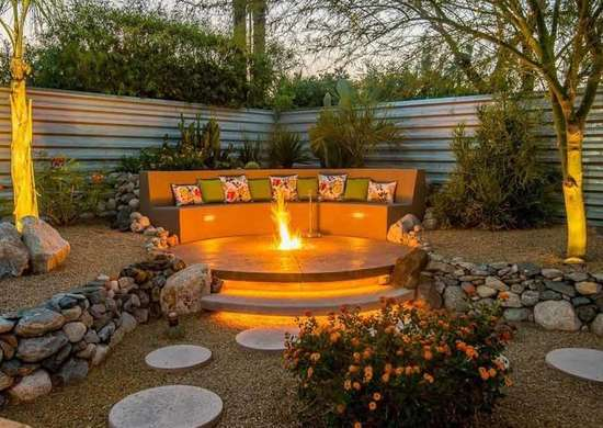 Beds And Borders Greenwood In Landscape Design Installation Experts Ambiance Gardens Servin Backyard Backyard Landscaping Designs Backyard Landscaping