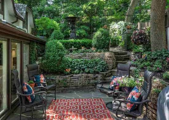 Landscaping Ideas For Small Backyard Privacy : Small Backyard Landscaping Ideas  Backyard Privacy Ideas  11 Ways to