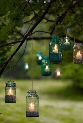 Bigplanslittlevictories diy hanging mason jar lanterns2