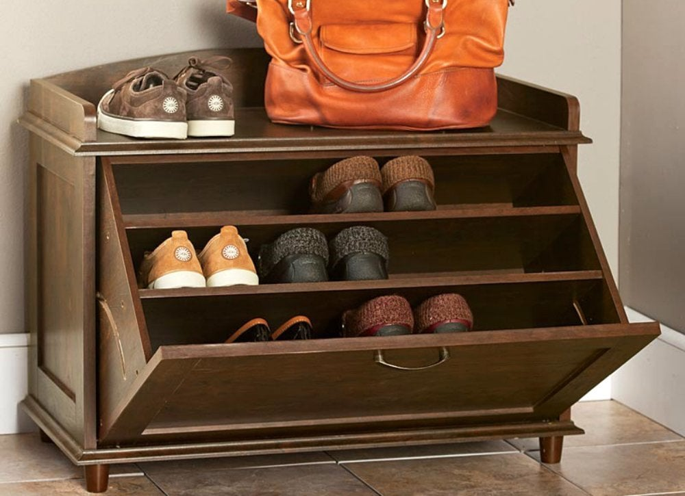 Entryway_-_shoe_rack