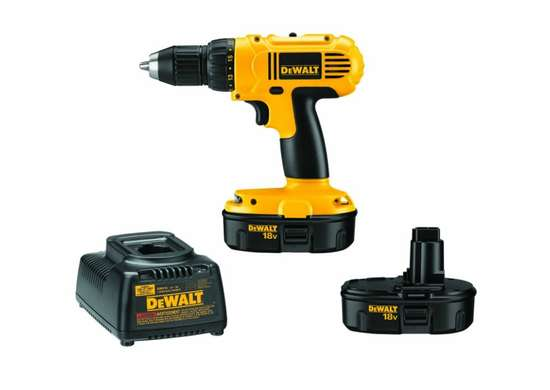 Power drill every homeowner needs