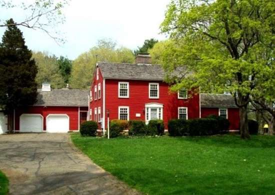Orrin Hoadley House, Branford, Connecticut