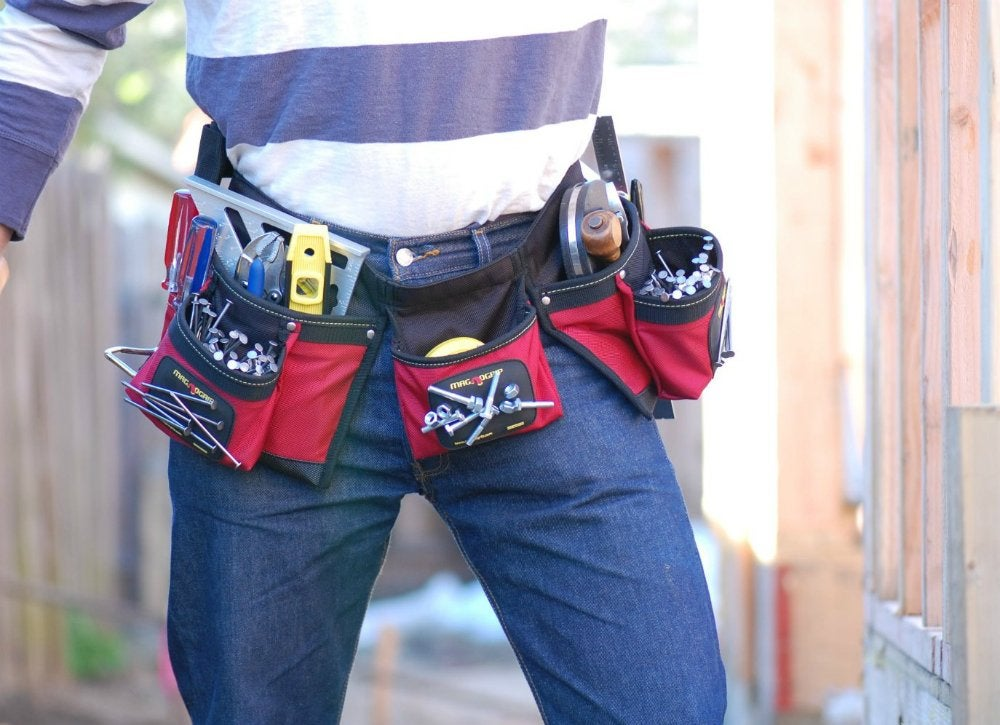Fathers day   tool belt