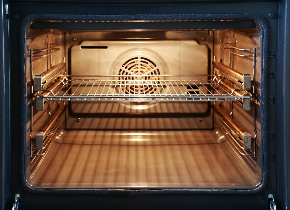 Uses for foil   oven