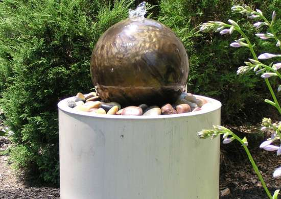 Diy Backyard Fountain Diy Fountain 10 Creative