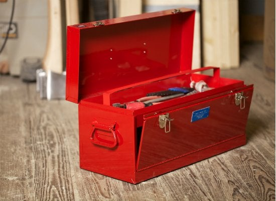 Toolbox frontloading