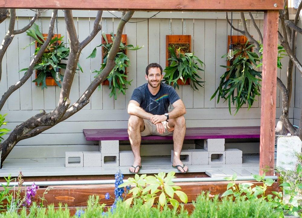 Outdoor diy garden thehorticult