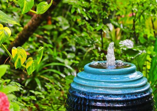 DIY Fountain