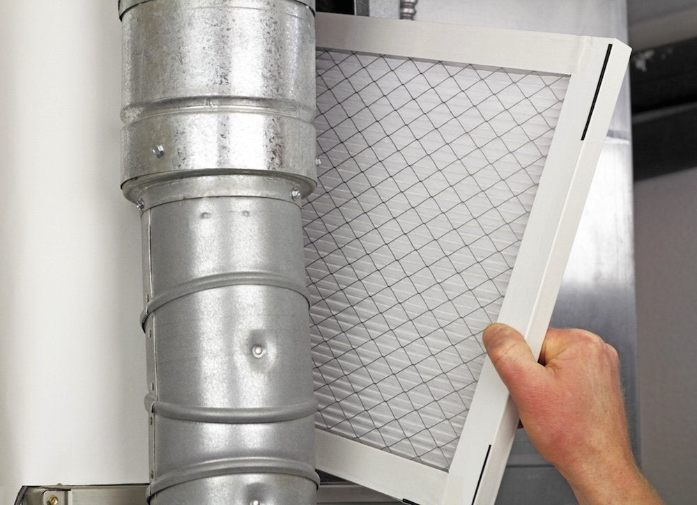 Ac filter replacement