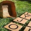 Lawn Scrabble