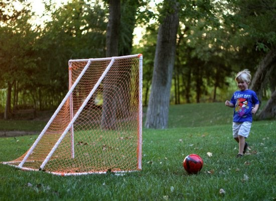 Diy soccer goal