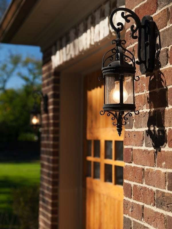 Replace an Outdoor Wall Sconce