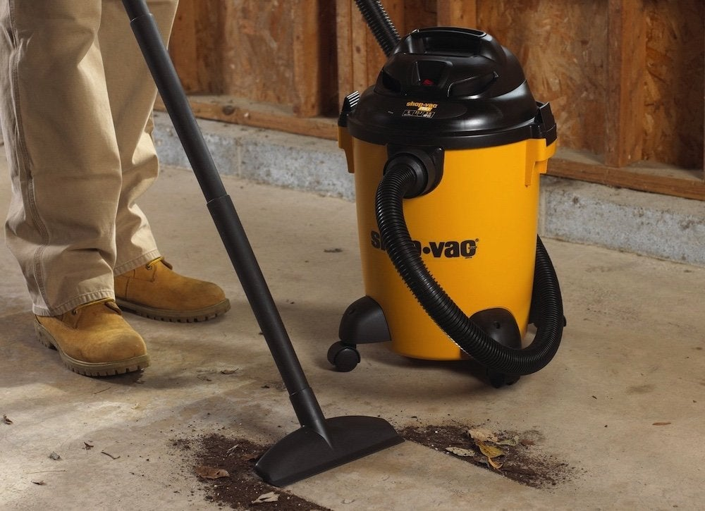 Shop vac made in usa