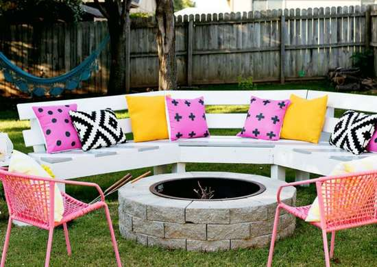 Phenomenal Diy Backyard Ideas 9 Creative Ways To Make A Hangout Bob Gmtry Best Dining Table And Chair Ideas Images Gmtryco